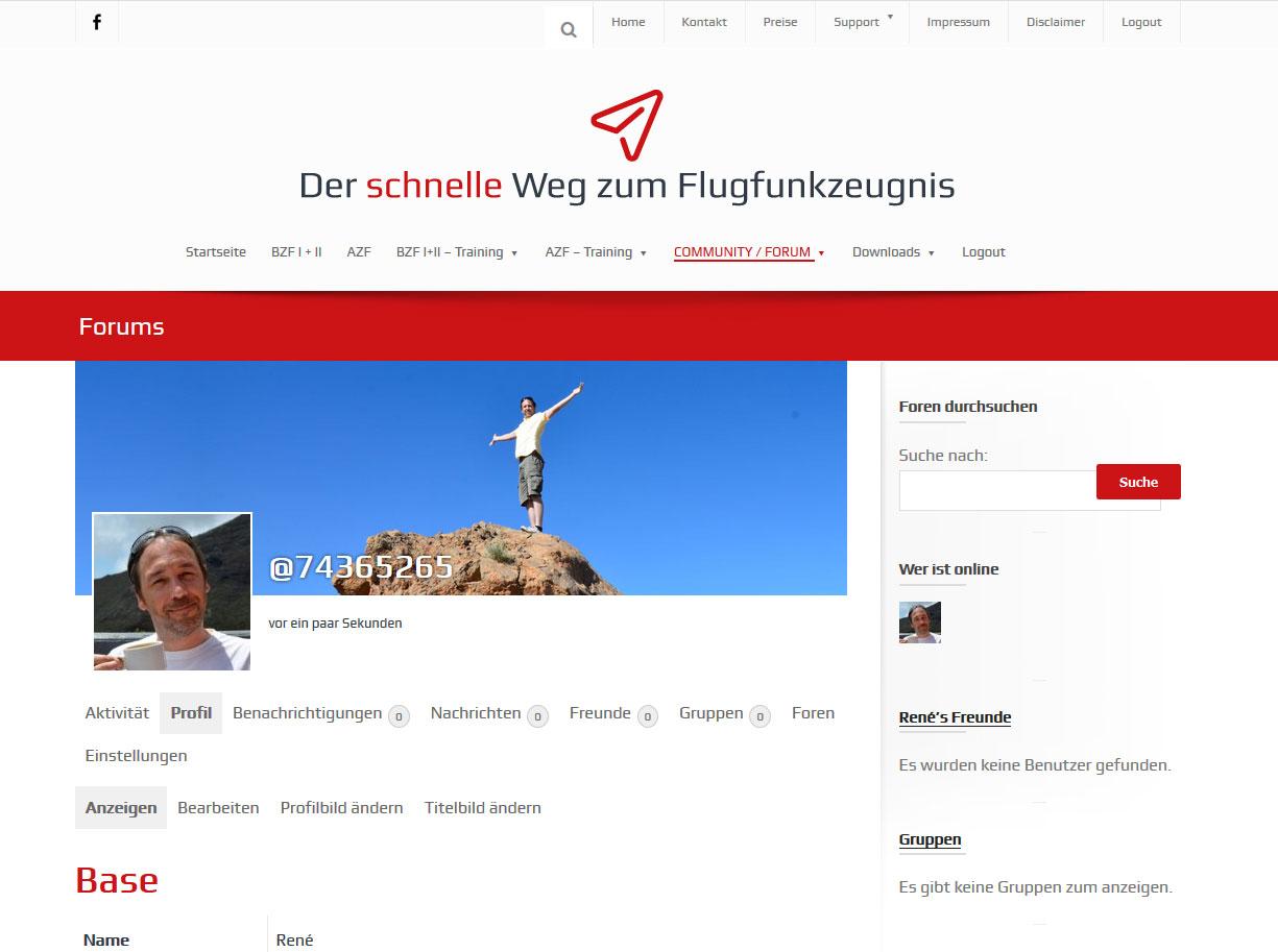 Flugfunk Forum / -Community