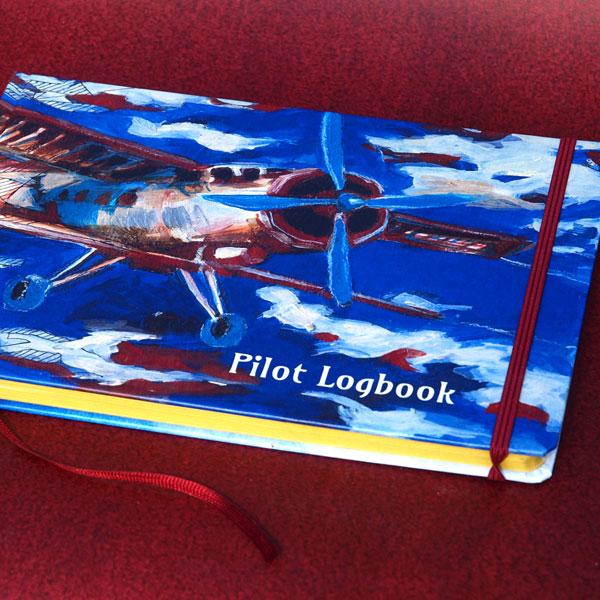 aeviate - EASA Professional Pilot Logbook