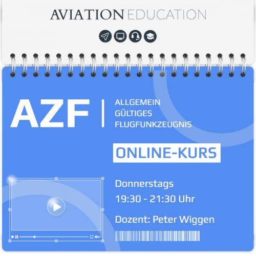 AVIATION EDUCATION - AZF Online-Kurs - 60-0120-010